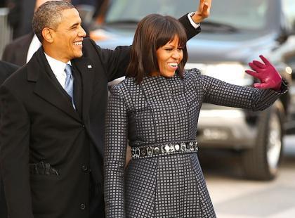 Barack Obama ma romans z Beyonce? Kryzys w związku pary prezydenckiej