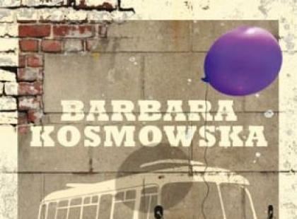 "Barbara Kosmowska ""Niebieski autobus"""