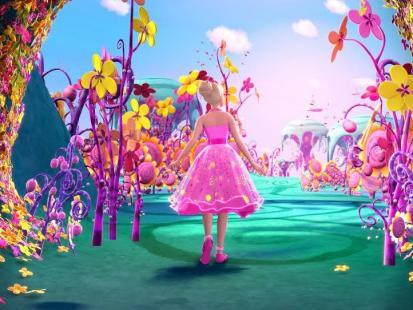 """""""Barbie i tajemnicze drzwi"""" - nowy film dla najmłodszych"""