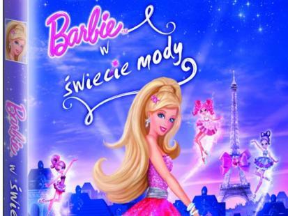 """""""Barbie w świecie mody"""" na DVD"""