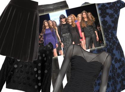 Barokowy Orsay na Fashion Week Poland
