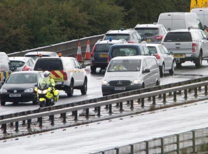 Barykada na autostradzie pod Calais. Nie żyje kierowca polskiego samochodu