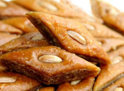 Basbusa - arabskie ciastka