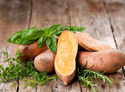 Bataty, czyli słodkie ziemniaki - dlaczego warto je jeść?