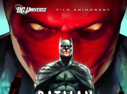 """""""Batman. W cieniu Czerwonego Kaptura"""""""