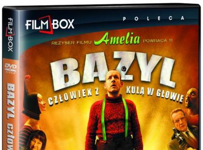 """""""Bazyl. Człowiek z kulą w głowie"""" na DVD"""
