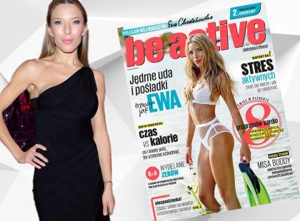 """""""Be Active"""" ma już dwa lata! Zobacz, co w nowym numerze magazynu Ewy Chodakowskiej!"""