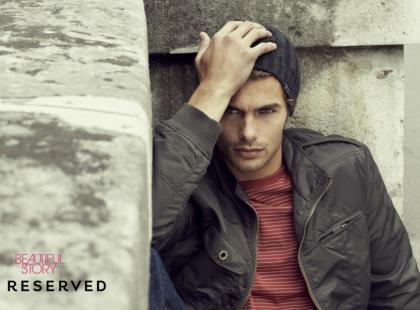 Beautiful Story Reserved - kampania jesienno-zimowa dla niego