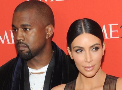 Będzie rozwód? To pierwszy tak poważny konflikt Kanye Westa i Kim Kardashian