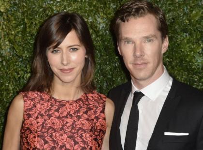 Benedict Cumberbatch i Sophie Hunter już po ślubie!