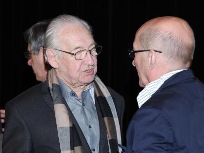 Benefis Andrzeja Wajdy w Polskim Radiu