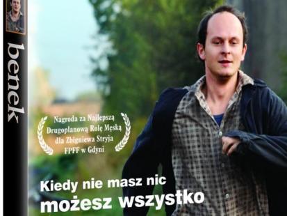 """""""Benek"""" na DVD"""