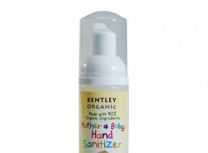 Bentley Organic - antybakteryjna pianka do mycia rąk