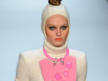 Berlin Fashion Week 2010: pokaz kolekcji Sam Frenzel