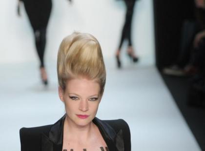 Berlin Fashion Week 2010: pokaz kolekcji Susanne Wiebe