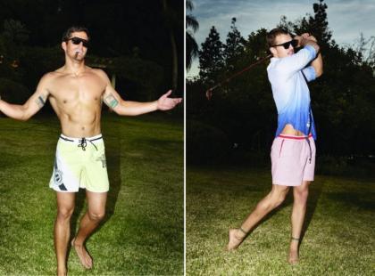 Bermudy - najważniejsze męskie trendy wiosna/lato 2010