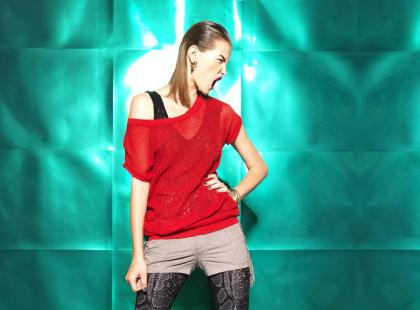 Bershka jesień/zima 2011 - kolekcja dla kobiet
