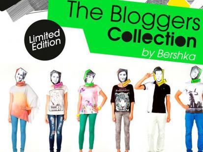 Bershka - koszulki zaprojektowane przez bloggerów