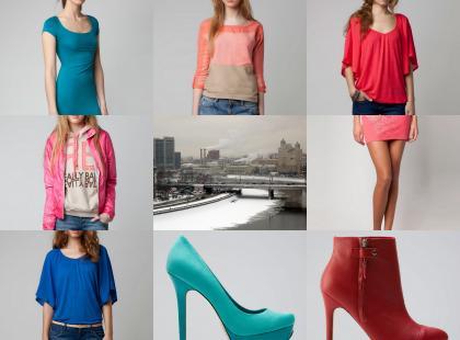 Bershka - przegląd kolekcji na wiosnę i lato 2012