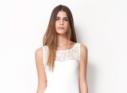 Bershka - sukienki na sezon wiosna/lato 2013
