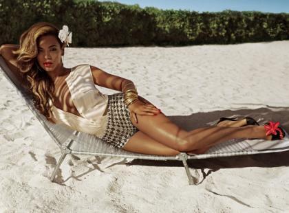 Beyoncé twarzą letniej kolekcji H&M