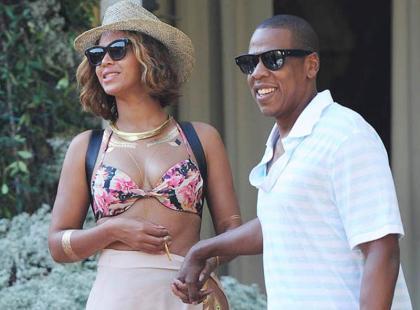 Beyonce i Jay-Z na wakacjach! Mamy ich romantyczne zdjęcia!