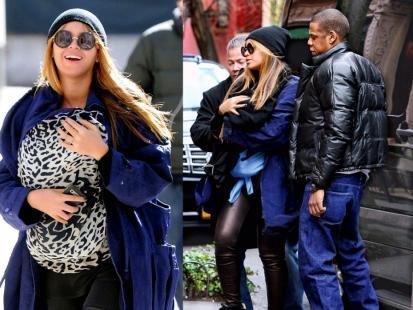 Beyonce i Jay-Z - Spacer księżniczki