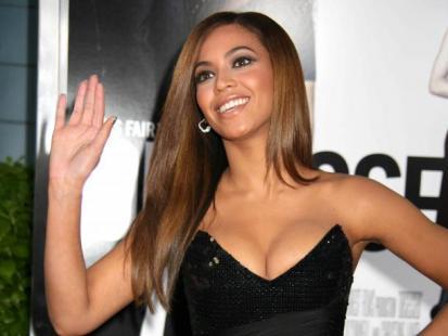 Beyonce uczy się od Hamiltona