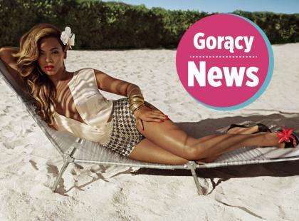Beyonce wystąpi w kampanii H&M - lato 2013