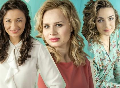 """Bez czego nie mogą żyć, a co cenią w facetach? Aktorki serialu """"Dziewczyny 3.0"""" odpowiadają na nasze pytania!"""