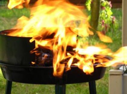 Bezpieczeństwo grillowania