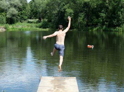 Bezpieczeństwo nad wodą – 4 ważne rady!