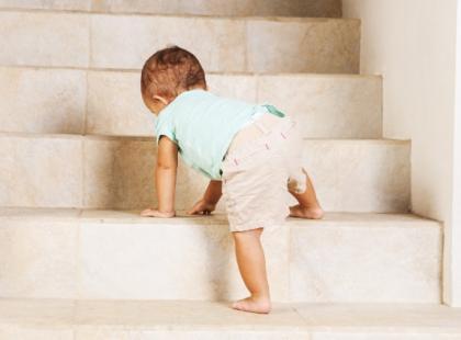 Bezpieczne dziecko w domu