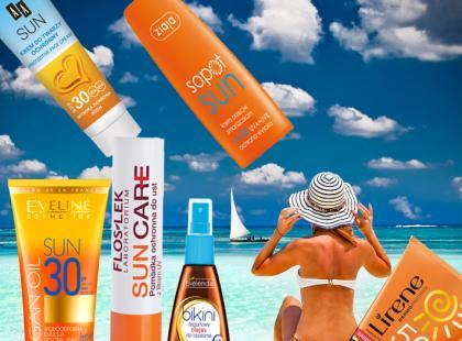 Bezpieczne opalanie – przegląd kosmetyków
