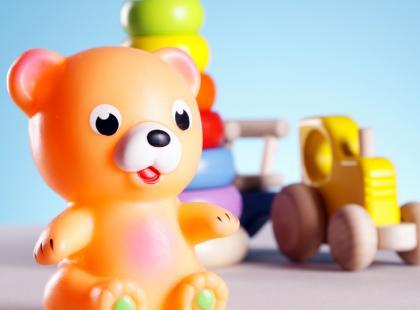 Bezpieczne zabawki