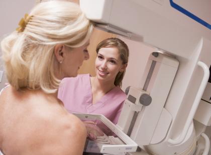 Bezpłatna mammografia w Katowicach