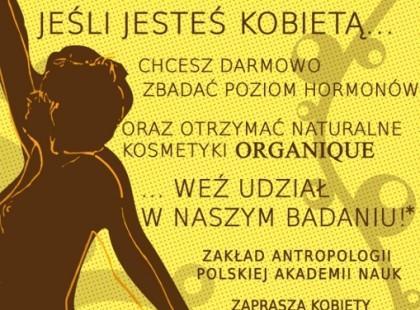 Bezpłatne badania hormonów dla kobiet we Wrocławiu
