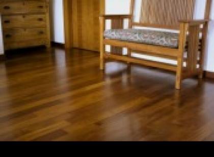 Bezproblemowe podłogi drewniane