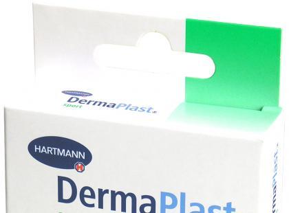 Bezuciskowe plastry DermaPlast® sport