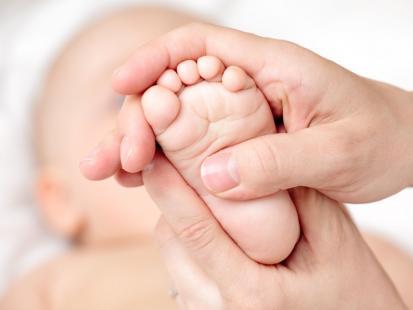 Bezwarunkowe odruchy niemowlaka