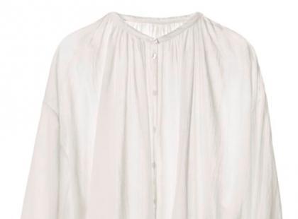 Biała koszula- H&M wiosna 2013
