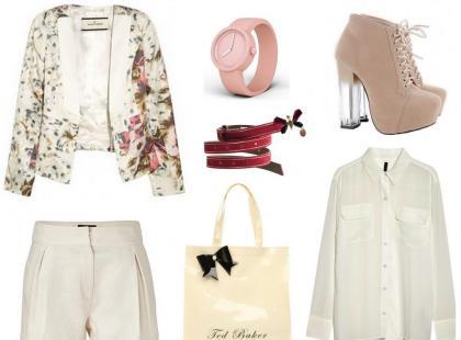 Biała koszula na trzy sposoby