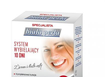 Biała perła® System wybielający 10 dni/ fot. Cruso PR