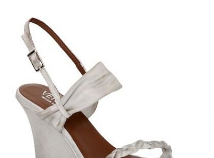 Białe buty Venezia dla kobiet - sezon wiosna/lato
