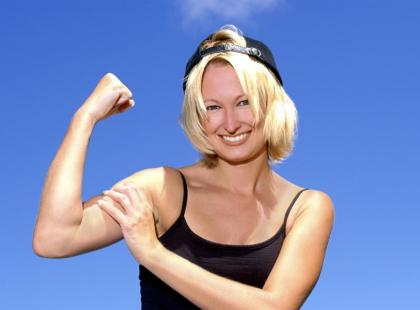 Białko buduje mięśnie