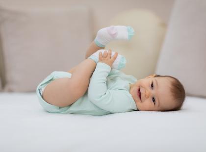 Białko - budulec dziecięcego organizmu