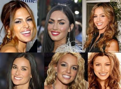 Biały uśmiech na różne sposoby