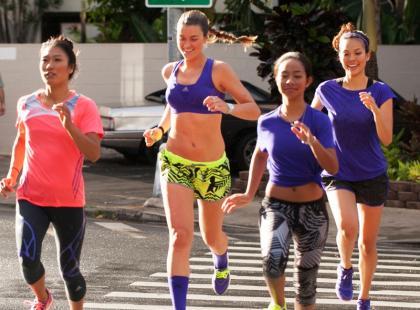 Biegaj razem z adidas Women