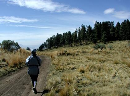 Bieganie - trudne początki