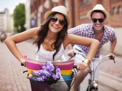 Biegiem na rower!
